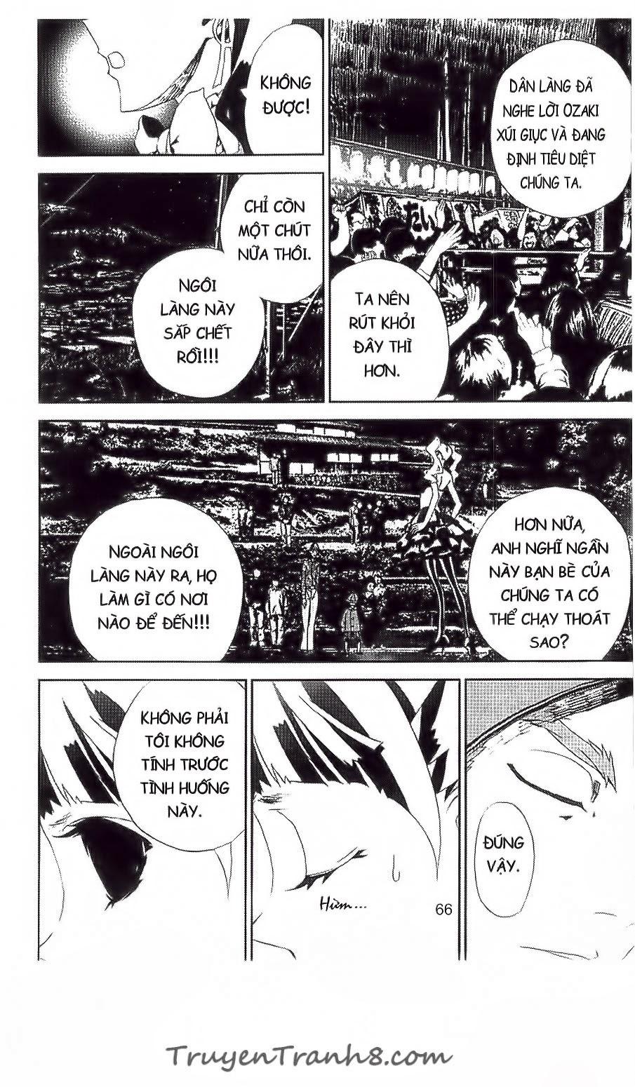 Shiki chapter 32 trang 17