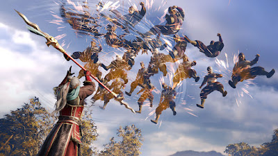 เกมสามก๊ก Dynasty Warriors 9 (Shin Sangokumusou 8) 『真・三國無双8』