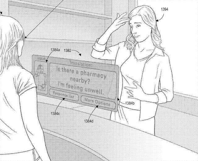 Patente de Magic Leap para la traducción de la lengua de signos