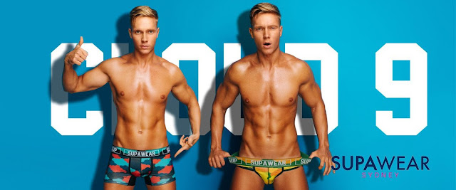 Supawear Sydney Cloud 9 Underwear Collection Gayrado Online Shop