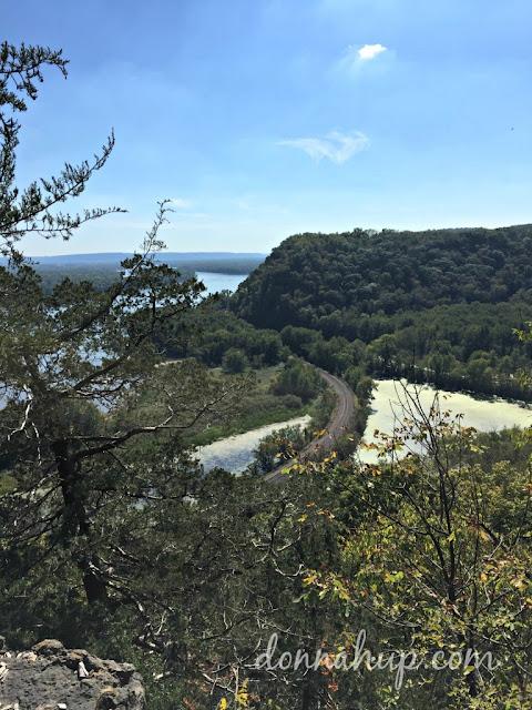 Effigy Mounds National Park. Image credit Donna Hup.