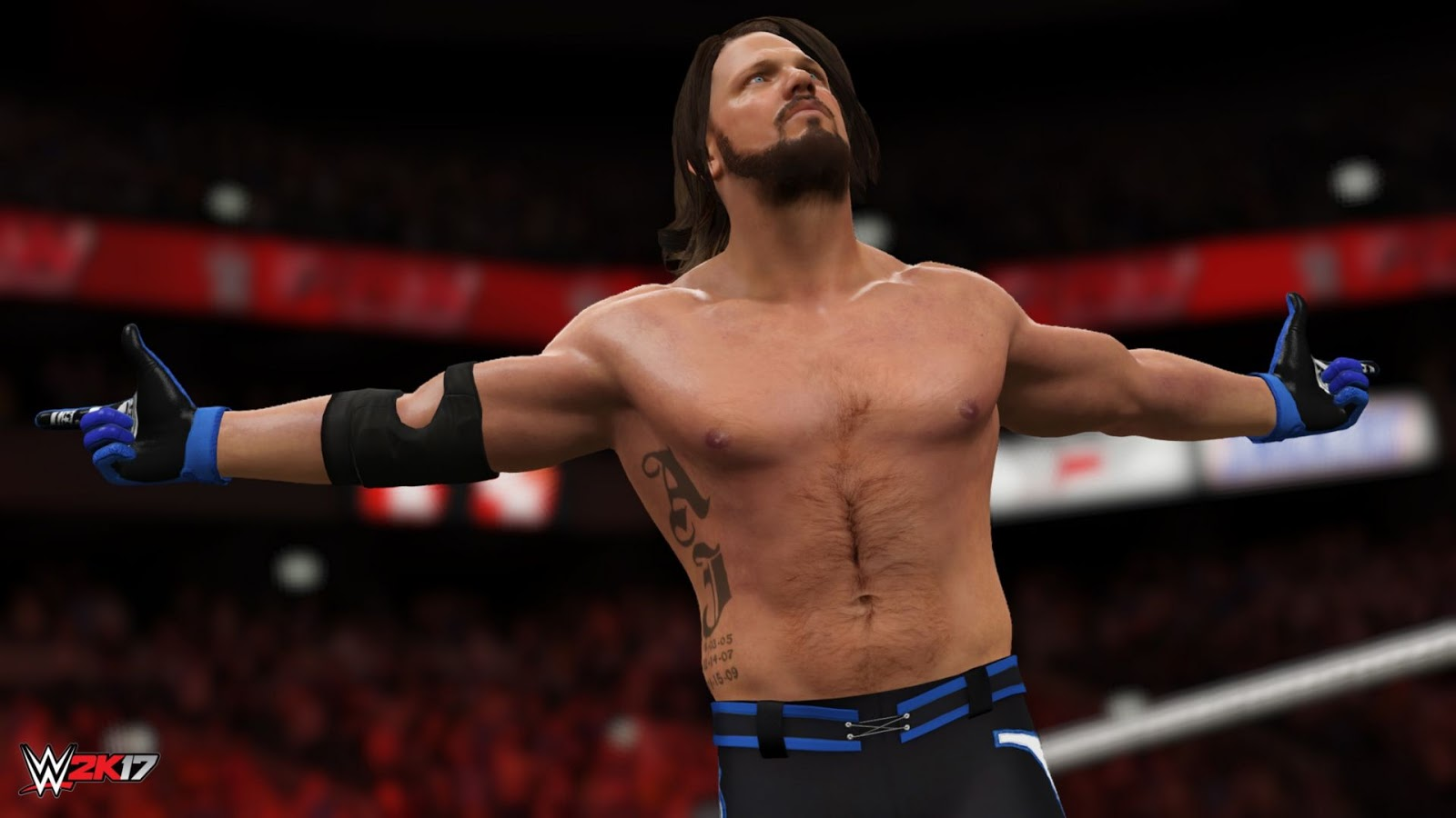 WWE 2K17 ESPAÑOL XBOX 360 Descargar (Región FREE) (PROTOCOL) 7