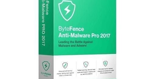 register bytefence anti-malware license key free