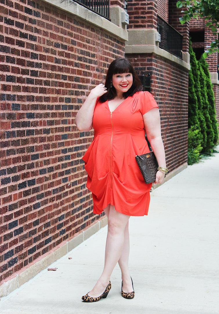 Summer Essentials From Gwynnie Bee Fresh Squeezed Orange