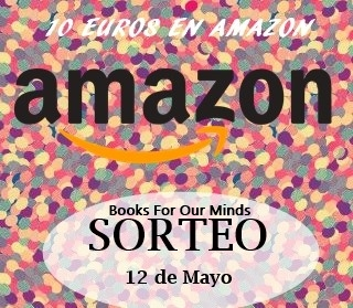 Sorteo Books four our minds