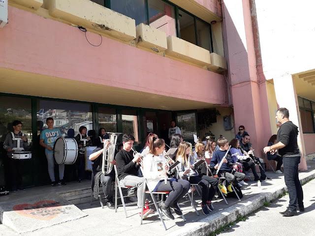 Η Φιλαρμονική του Δήμου Ηγουμενίτσας στο Δ.Σ. Γραικοχωρίου