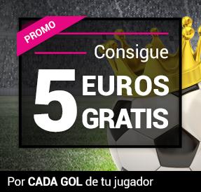 goldenpark Consigue Bonos GRATIS cada Jornada de Champions