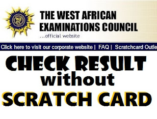 How to Check WAEC Result without Scratch Card | WAEC RESULT CHECKERS