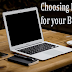 Choosing the Topic or Niche of your Blog.