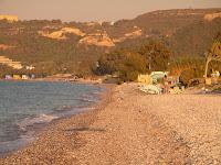 Rhodes Ixia beach