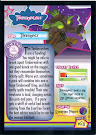 My Little Pony Timberwolves Series 2 Trading Card
