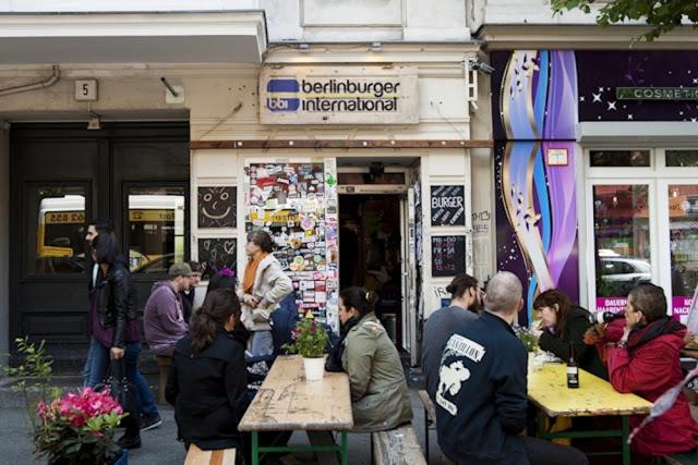 BBI (Berlín Burger International) en Berlin Las mejores hamburgueserías del mundo