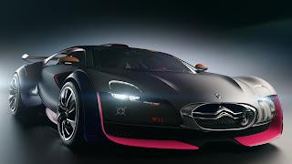 Dream Fantasy Cars-Citroën Survolt