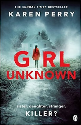 Book review of Girl Unknown by Karen Perry