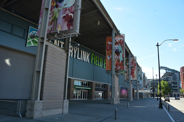 Century Link Field Seattle