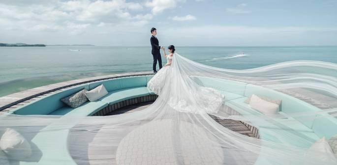 Avillion port dickson wedding