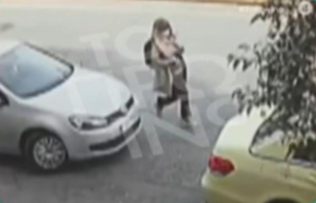 Βίντεο ντοκουμέντο! Καρέ – καρέ η επίθεση της 35χρονης με το βιτριόλι