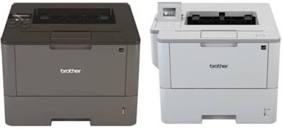 Mono laser printers, the HL-L5100DN and HL-L6400DW