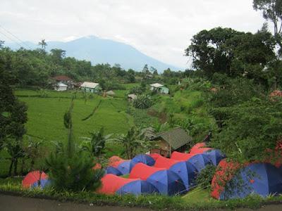 Tempat Outbound dan Camping di Puncak Bogor