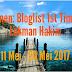 Segmen: Bloglist 1st Time by Lokman Hakim (20mei2017) - TAMAT