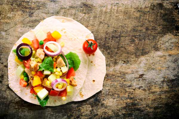 Menu 7 dias Dietas Vegana para adelgazar