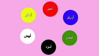 Warna dalam bahasa arab dan artinya