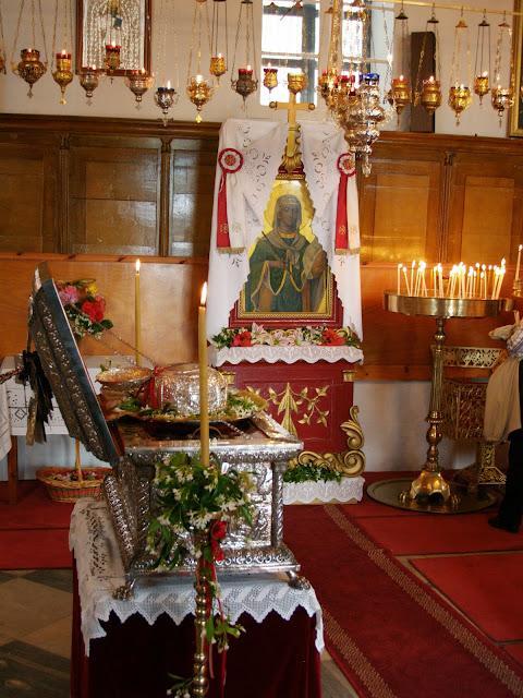 Αποτέλεσμα εικόνας για ιερος ναος αγιας βαρβαρας σταυρου ιθακης