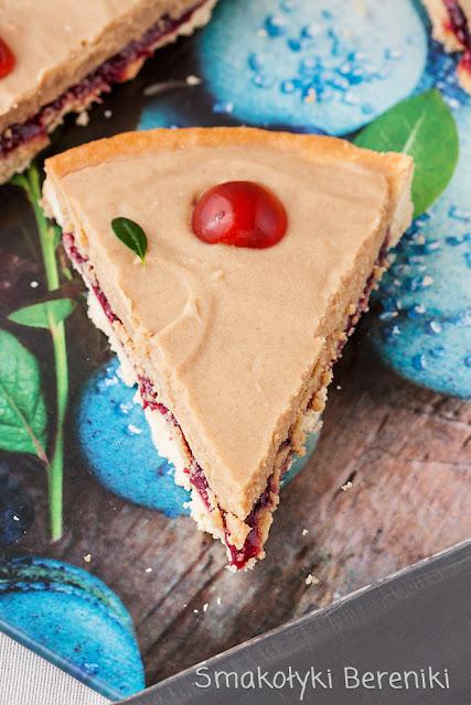 Mazurek z ciasta kruchego