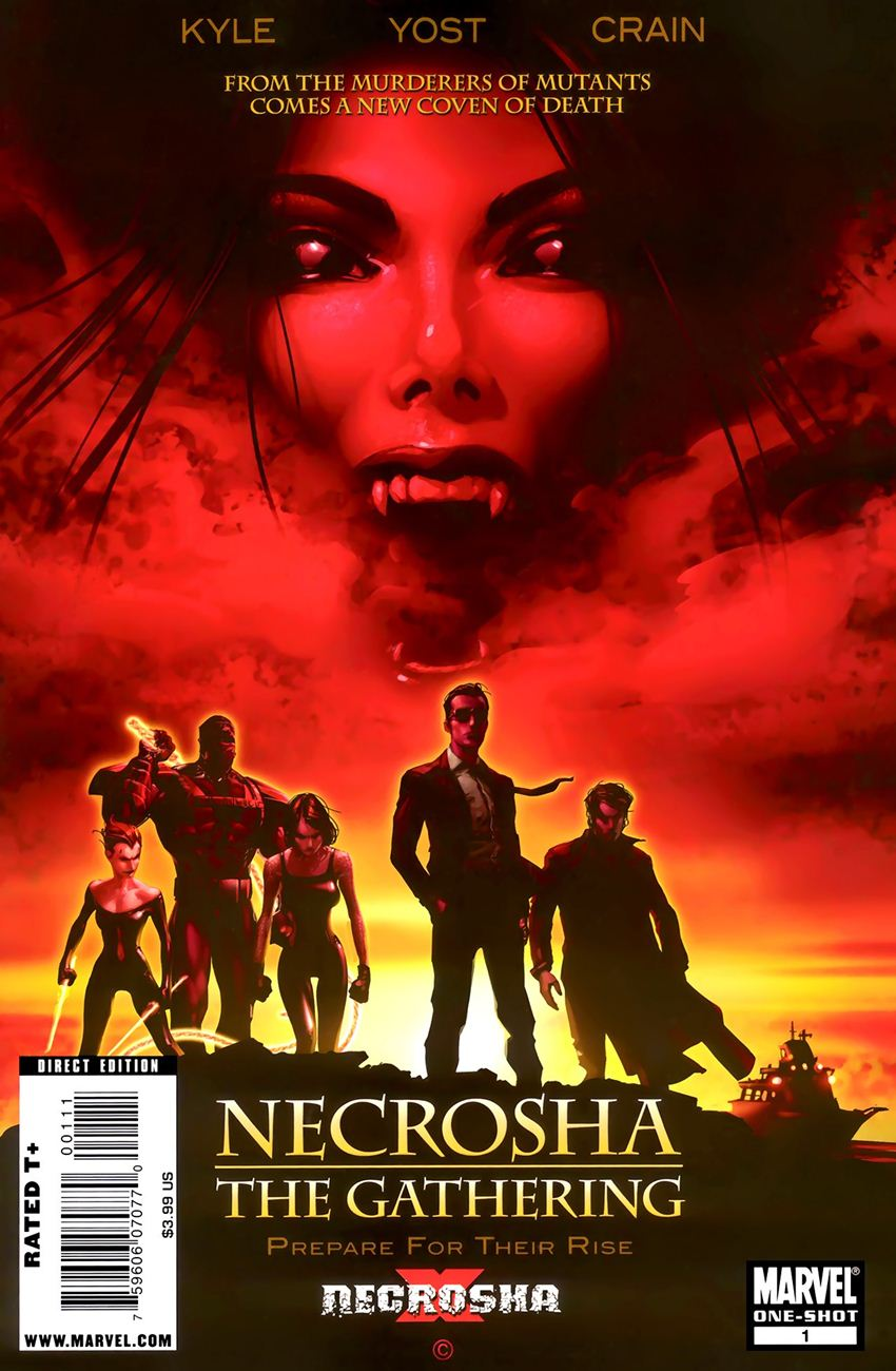 X-Men Necrosha chap 5 trang 1