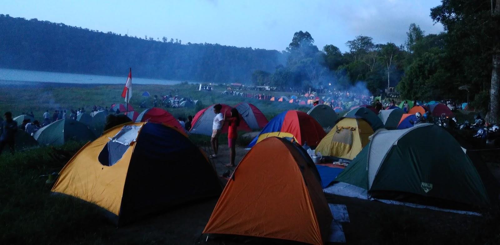 Sewa Peralatan Camping dan Tenda Kemah serta Jual