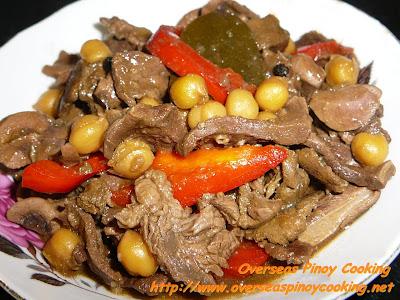 Beef Igado