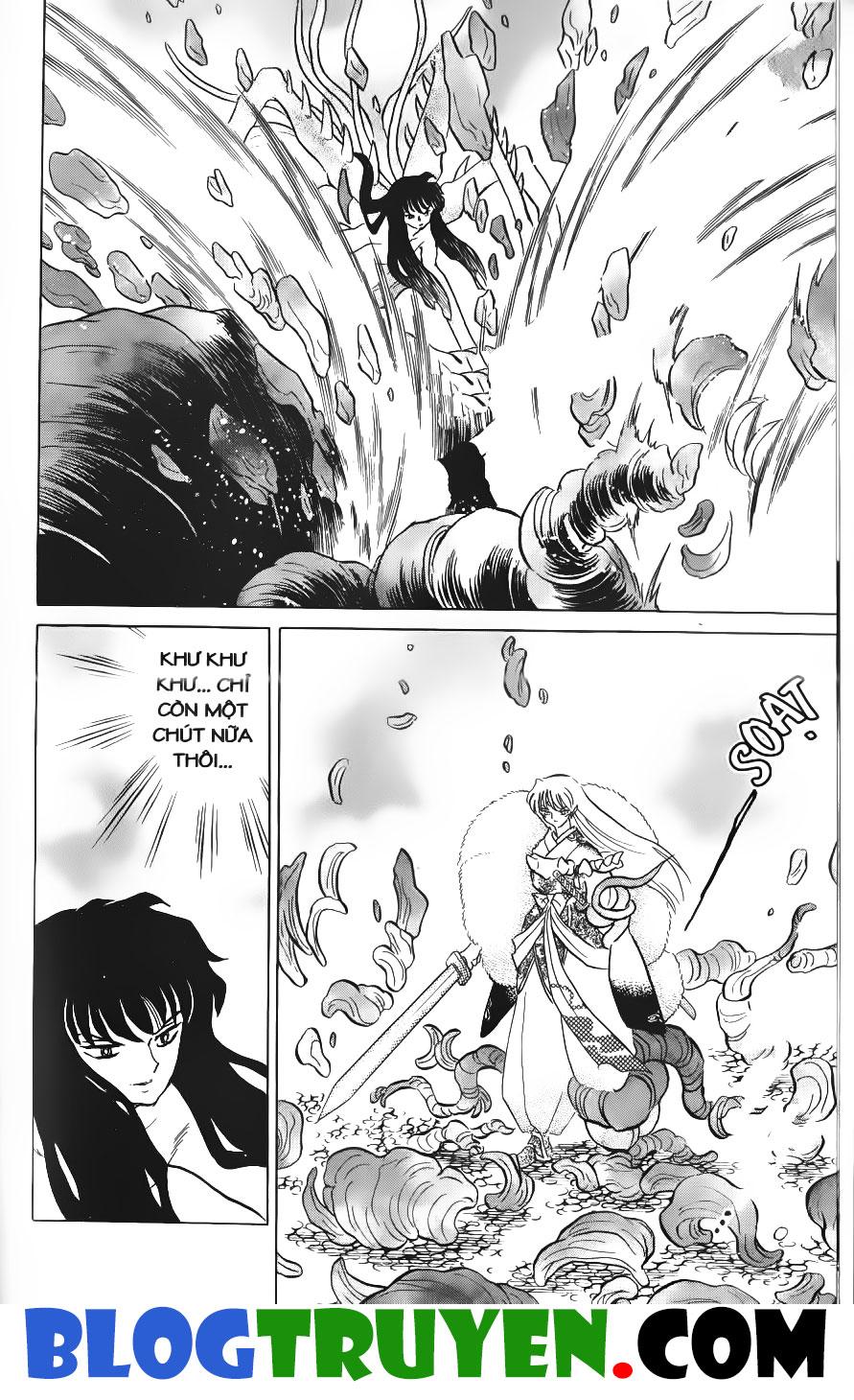 Inuyasha vol 23.3 trang 7