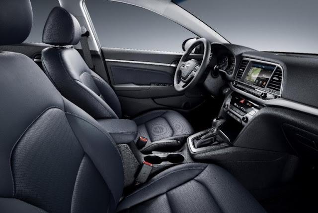 новый Hyundai Elantra