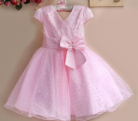 baju pesta anak perempuan murah