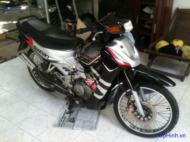 Đời Su xipo Suzuki Sport 1996 - 2006 6