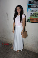 Bollywood Actor Actress at Special Screening Of Film Naam Shabana  0073.JPG