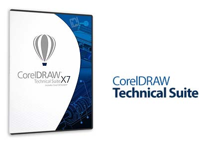 Download CorelDRAW Technical Suite X7 v17.6.0.1021 HF1 x86 / x64