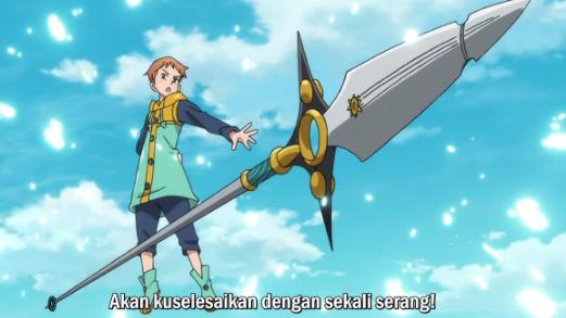 Download Anime Nanatsu no Taizai: Seisen no Shirushi Episode 3 Subtitle Indonesia