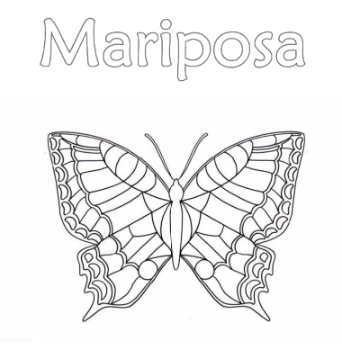 Recursos para el aula de lengua: Clase de las mariposas.