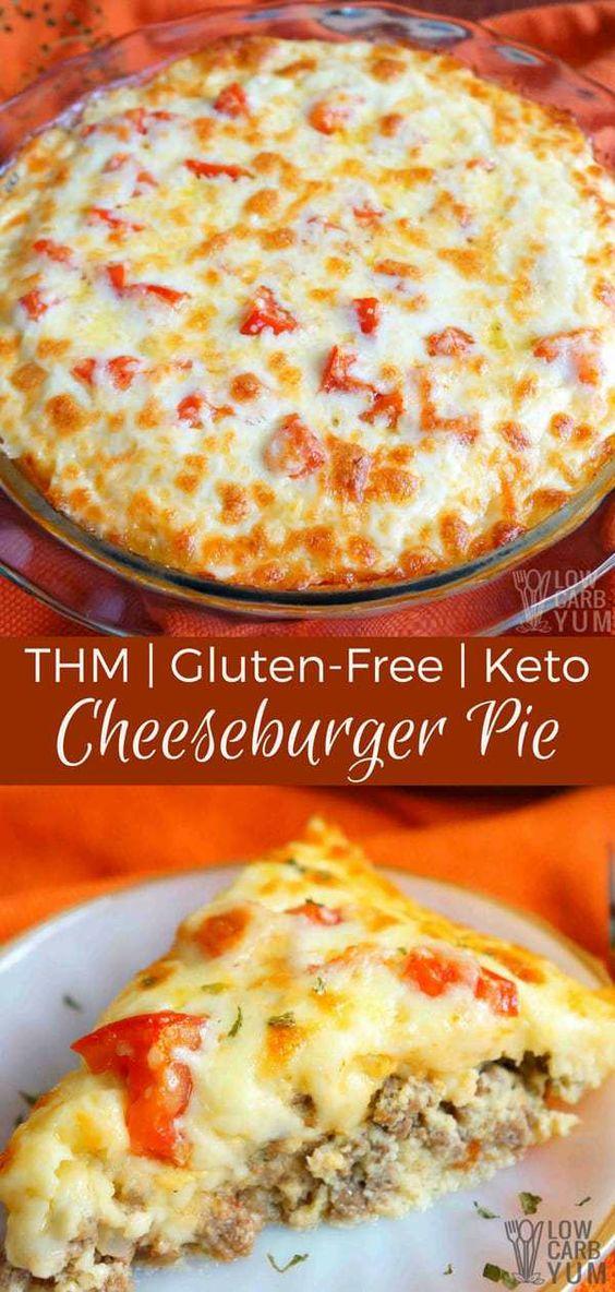 #RECIPES Best Recipes Cheeseburger Pie