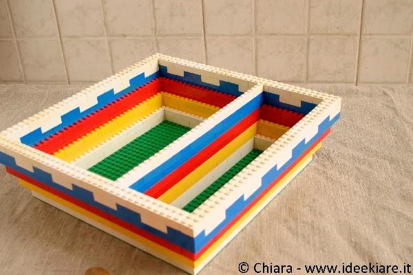 Come tenere occupati i bambini con il Lego