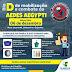Secretaria Municipal de Saúde convoca população filadelfense na luta contra o mosquito da dengue.