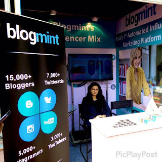 Blogmint at iamai awards