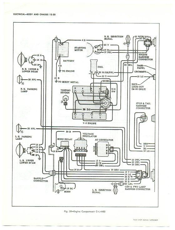 1964 chevy truck color wiring diagram taotao 110 atv 1965 c10 - wip: diagrams