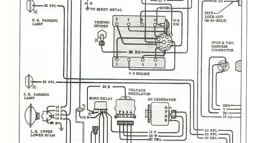 [DIAGRAM] Stereo Wiring Diagrams V8 Engine I Need The