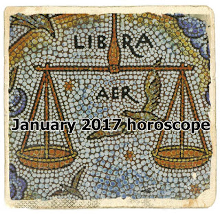 LIBRA January 2017 monthly horoscope prediction