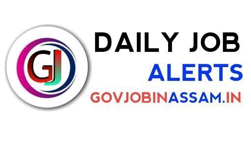 Get free job alerts from GovJobinAssam.in
