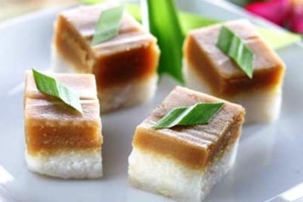 Resep Kue Jadul Tradisional: Resep Kue Ketan Lapis Srikaya