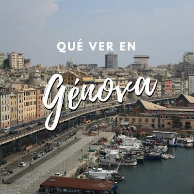 Que ver en Genova