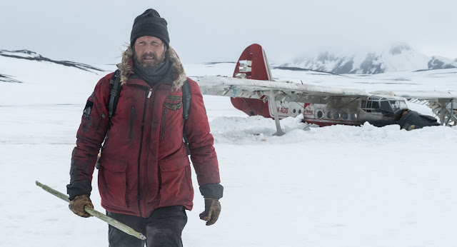 Arctic: Ledové peklo (Arctic) – Recenze